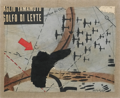 Mimmo Rotella-Tropique-1963