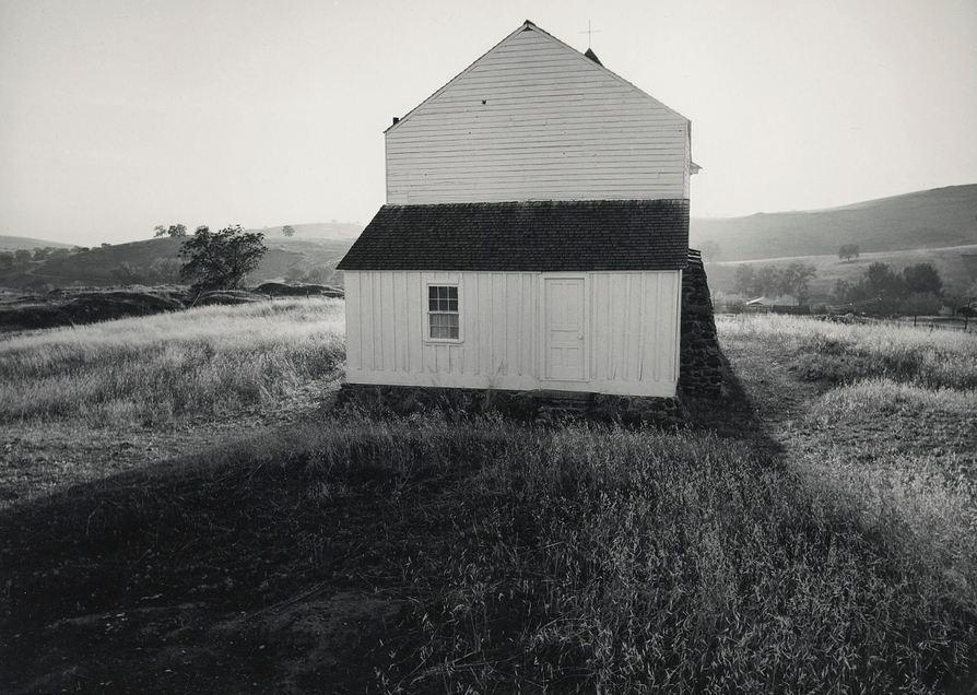 Minor White-Church, Hornitos, Calif.-1948
