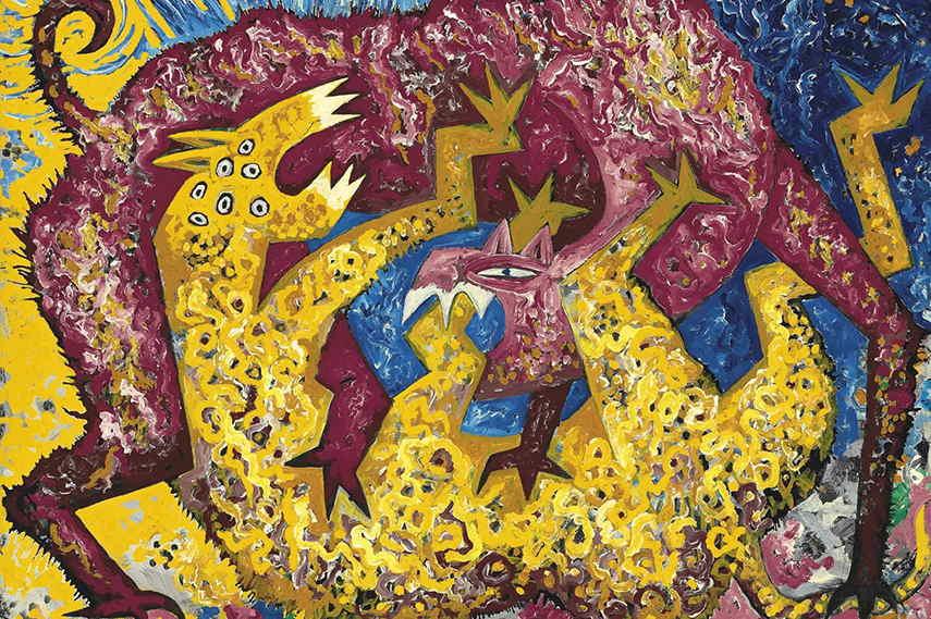 Miquel Barcelo arts home mallorca life world