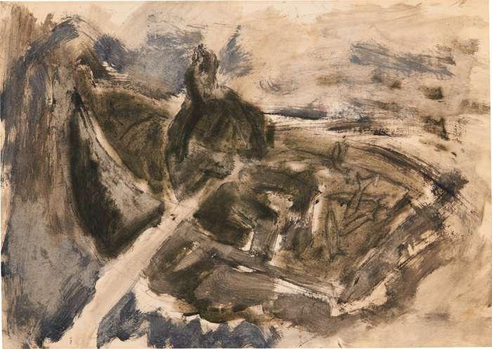 Miquel Barcelo-Untitled-1984