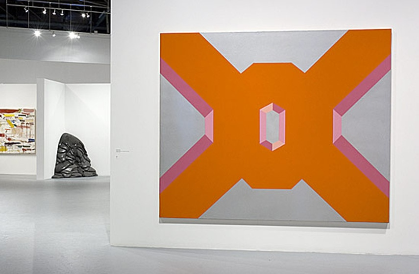 Miriam Schapiro - Big Ox No. 1, 1968