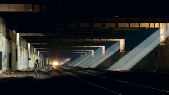 Miru Kim - Freedom Tunnel, New York, NY, USA 3, 2007 (detail)