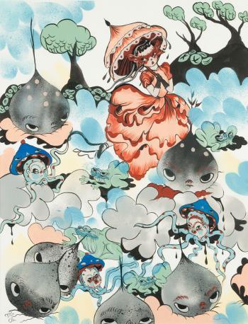 Misery-Butterfly Queen-2011