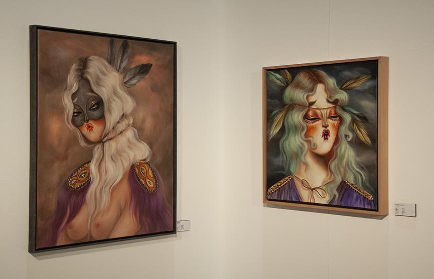 Miss Van Fousion Gallery Urvanity Art 2019