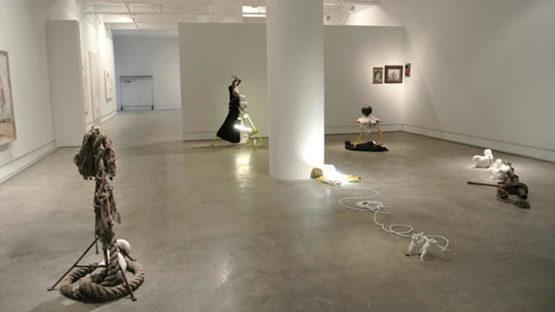 Mitchell Squire - installation view