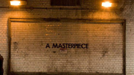Mobstr - A Masterpiece, mural