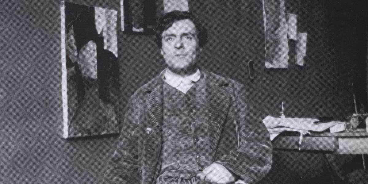 Amedeo Modigliani: Biography Of Amedeo Modigliani
