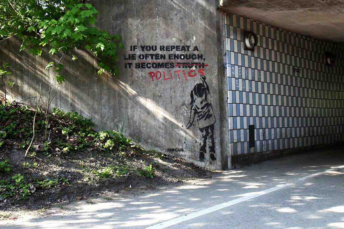 10 Intriguing Quotes by Street Artists painting things ""