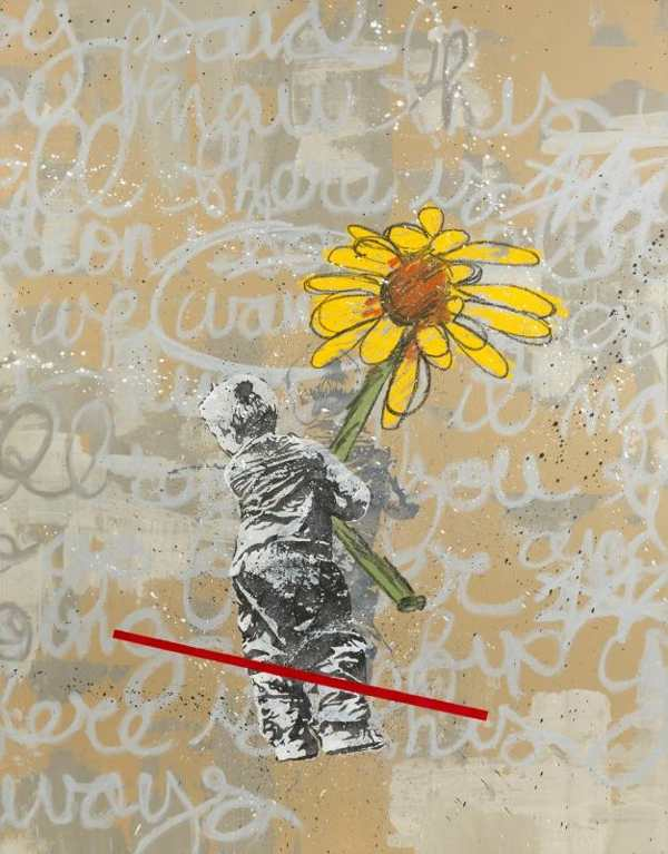 Moncho1929-Stomping In A Flower Garden-2014