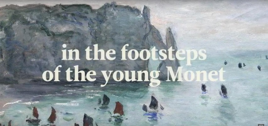 Impressionists video is shown among bbc biography movies video collection videos
