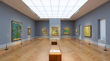 Monet Places Installation views