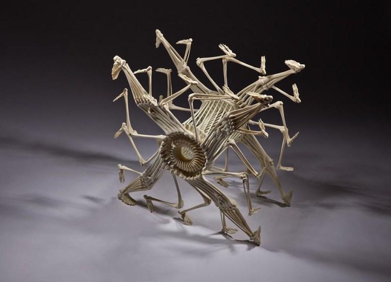 3D printed art print make news home design 2016 contact like sculpture