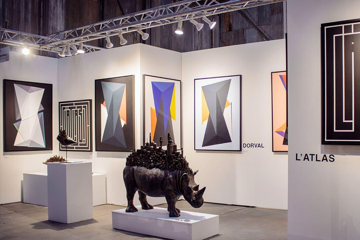 Moniker Art Fair, 2017