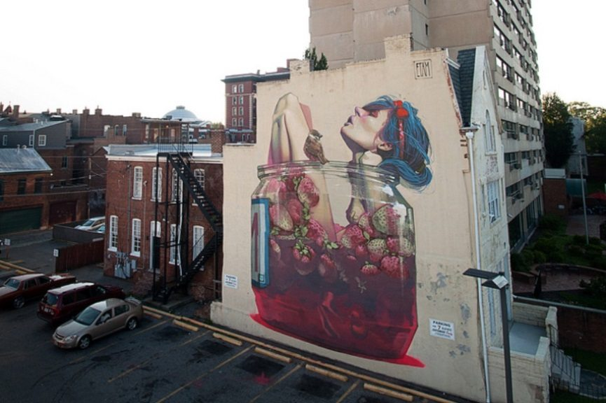 Richmond Mural Project 2015