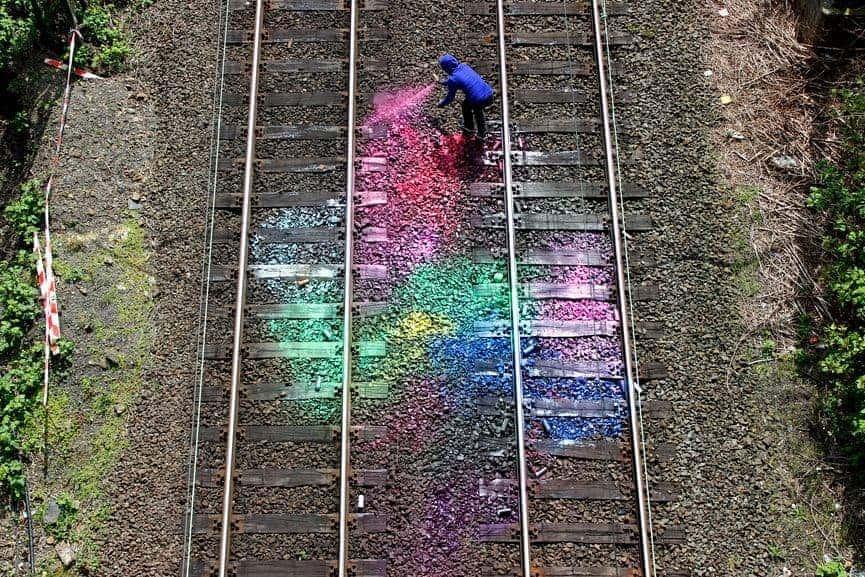 Moses Taps™ - Splash Train