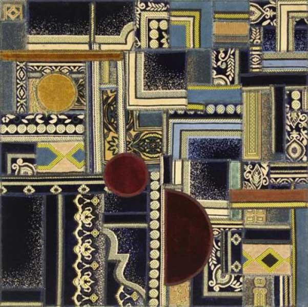 Mounir Fatmi - Labyrinth 06