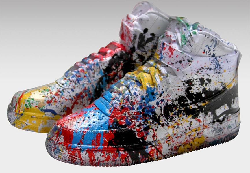 Nike Air Force Custom Shoes