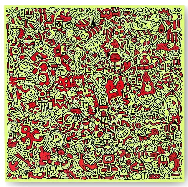 Mr Doodle-Alien Attack-