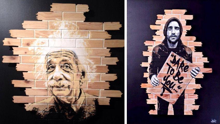Mr OneTeas - Albert Einstein - Dare To Be You