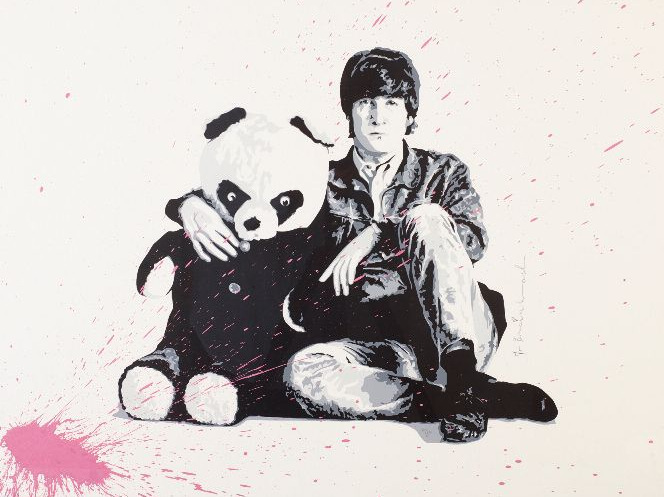 Mr. Brainwash-All You Need is Love-2009