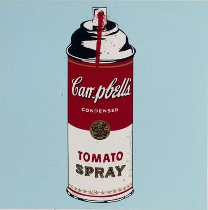 Mr. Brainwash-Campbell's Soup-2009