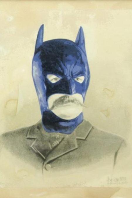 Mr. Brainwash-Bat Papi-