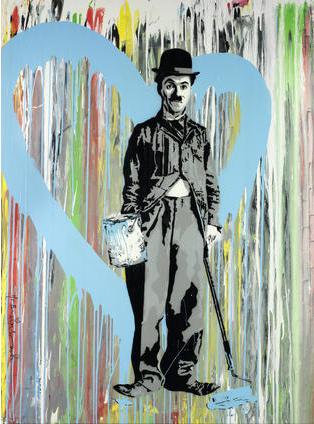 Mr. Brainwash-Chaplin-2011
