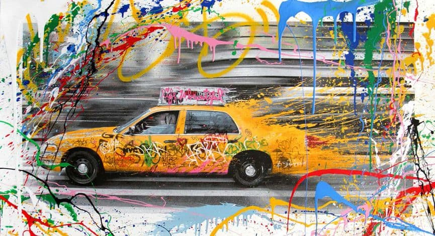 Mr. Brainwash - GOING TO NY