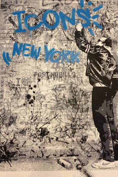 Mr. Brainwash-Icons New York-2009
