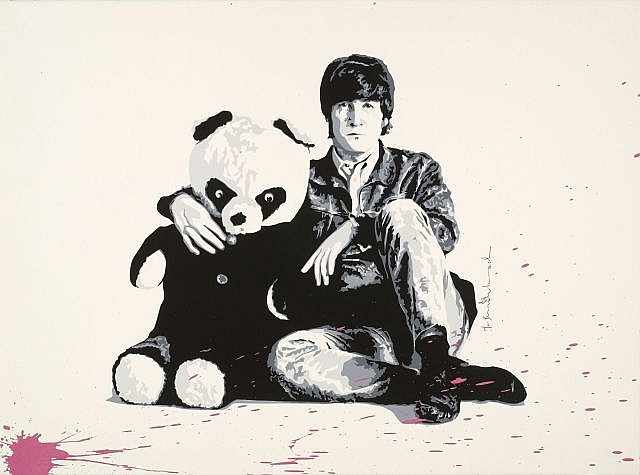 Mr. Brainwash-John Lennon-2010