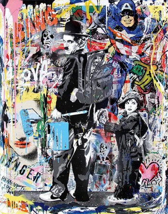 Mr. Brainwash-Just Kidding-2013