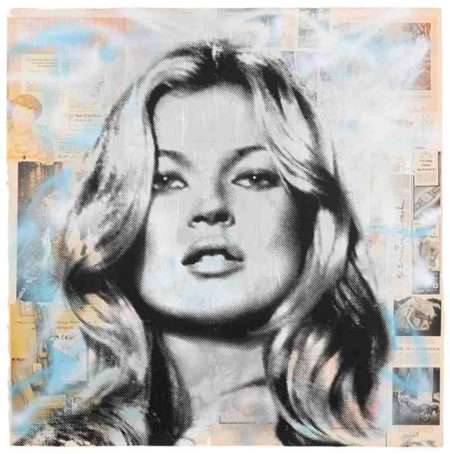 Mr. Brainwash-Kate Moss-