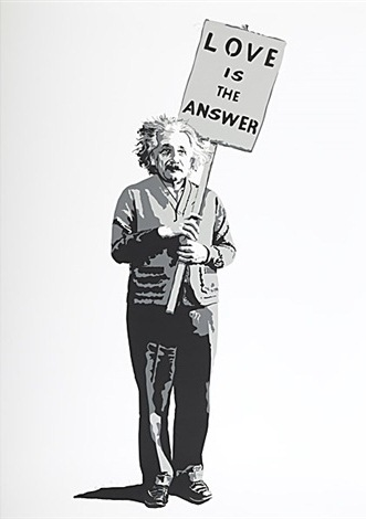 Mr. Brainwash-Love is the Answer-2010