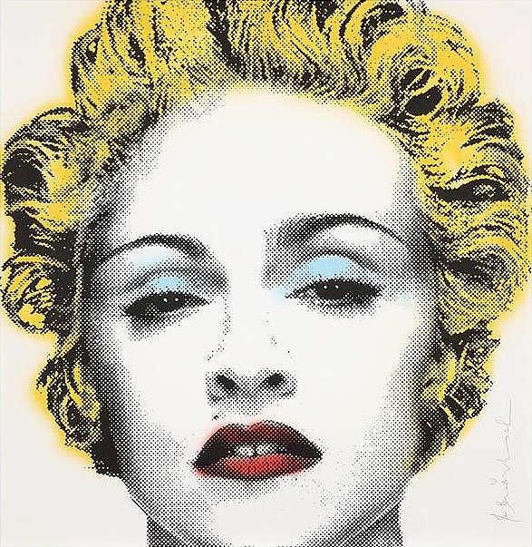 Mr. Brainwash-Madonna-2011