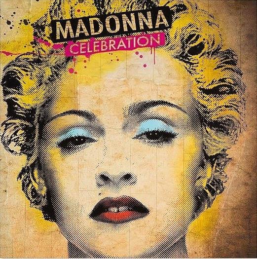 Mr. Brainwash-Madonna Celebration-2008