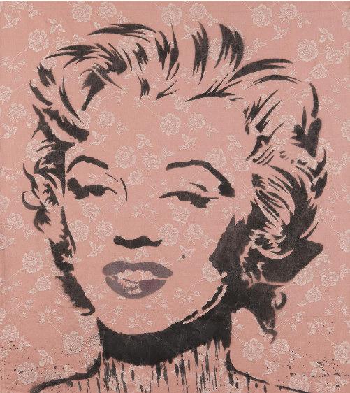 Mr. Brainwash-Marilyn Monroe-2008