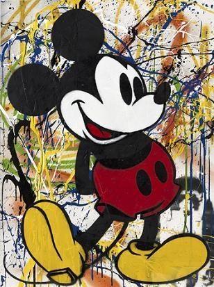 Mr. Brainwash-Mickey-2013