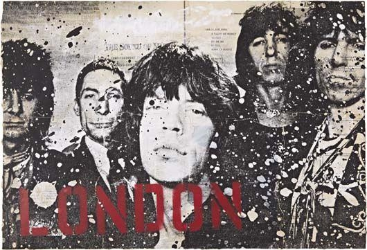 Mr. Brainwash-Rolling Stones-2009