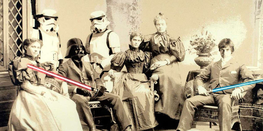 Mr. Brainwash - Star Wars Reunion