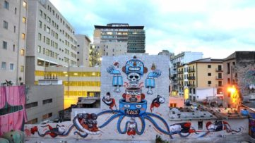 Mr. THOMS Mural