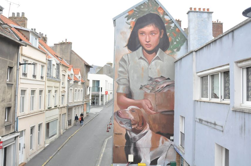Mural by Evoca 1