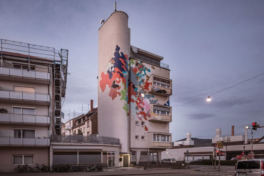 Mural by Smash, photo credit Thilo Ross