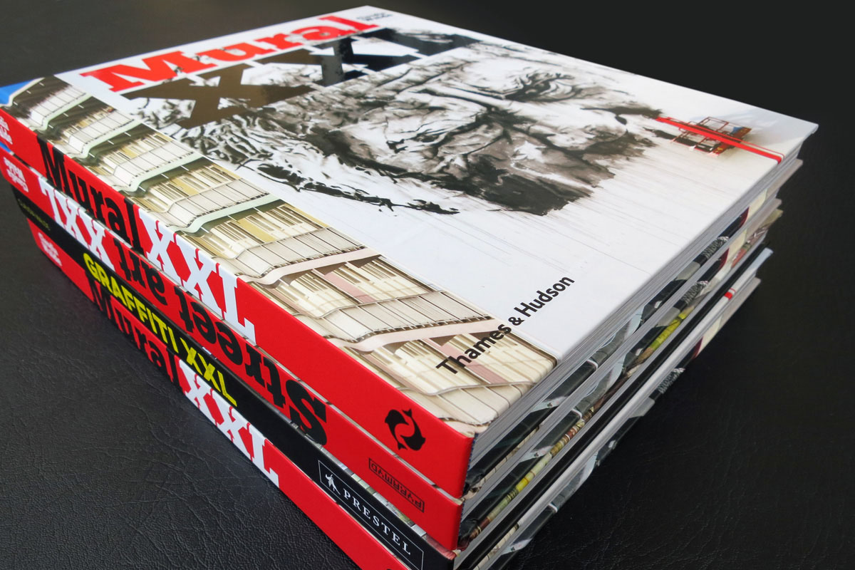 madc diary muralxxl book