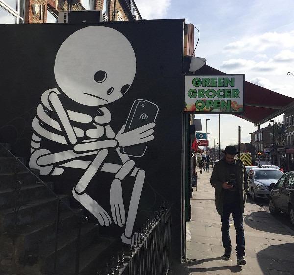 Muretz - London, UK, 2016 - 1