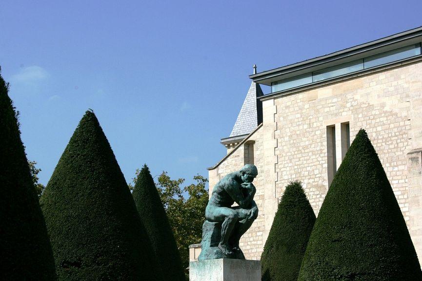 Explore the gallery of Musée Rodin Garden
