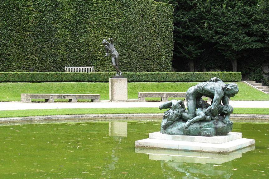 Musée Rodin Garden