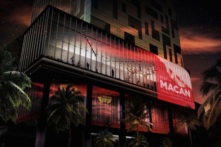 Museum Macan, via metstudio com