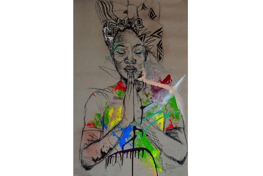 Mwamba Chikwemba - Women's Identity X, 2016