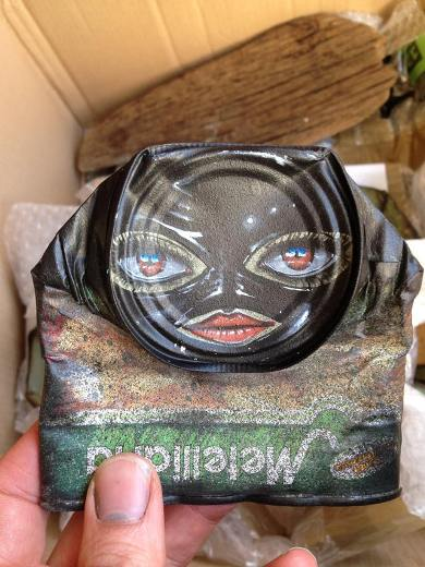My Dog Sighs - Artwork for Galo Gallery Show