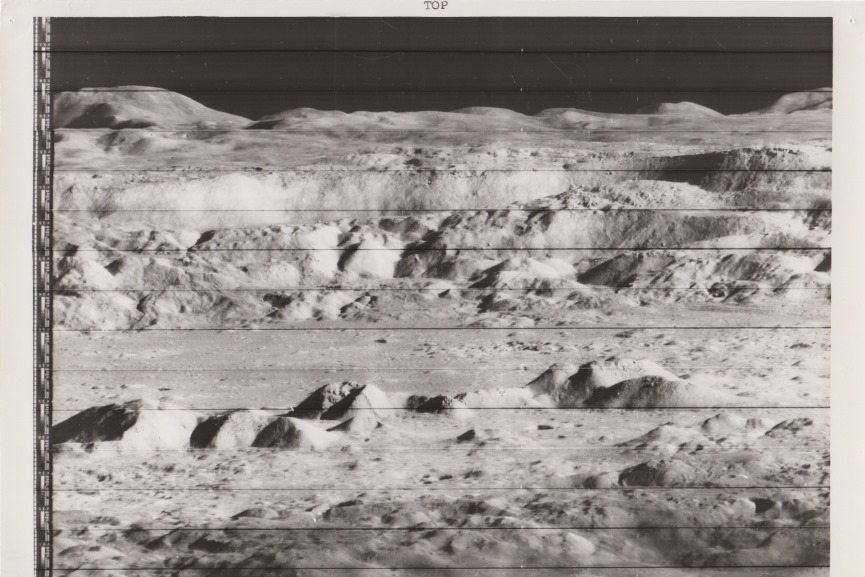 photos of the moon